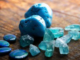 Blue Gemstones list