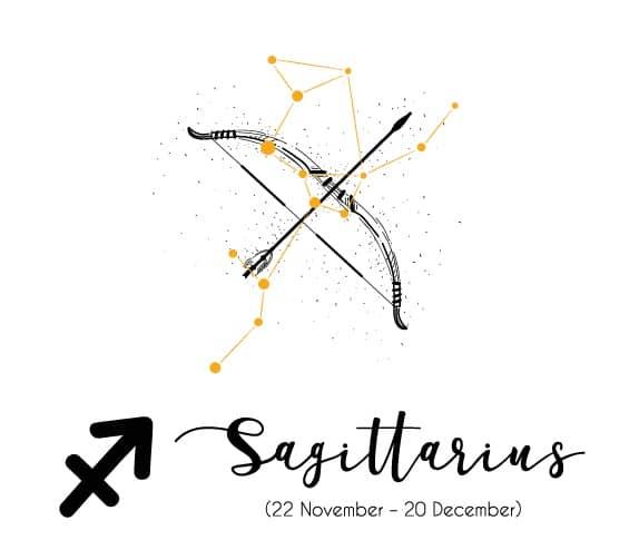 November birthstones sagittarius