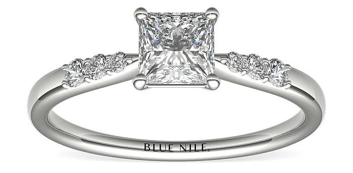 Rhodium Plating ring