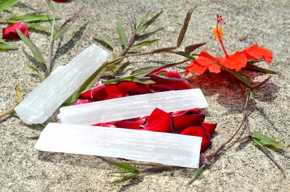Selenite healing properties
