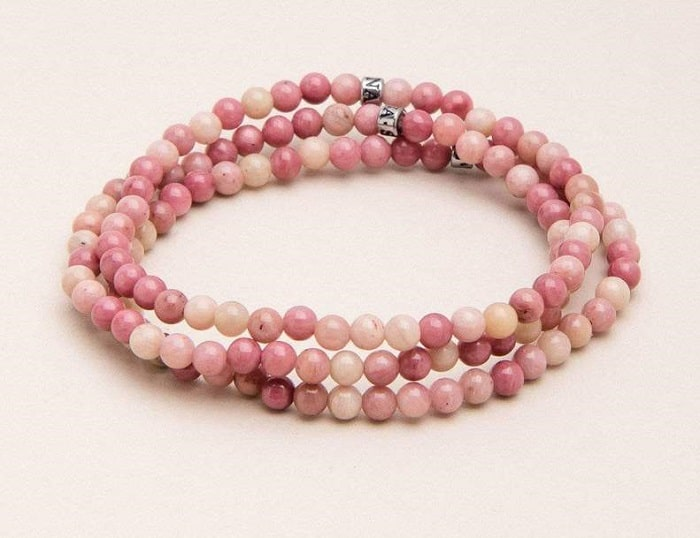 rhodonite meaning bracelet