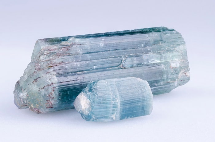 Crystals for grief Indicolite
