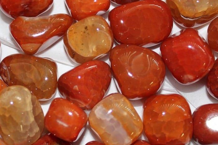 best chakra stones root fire agate