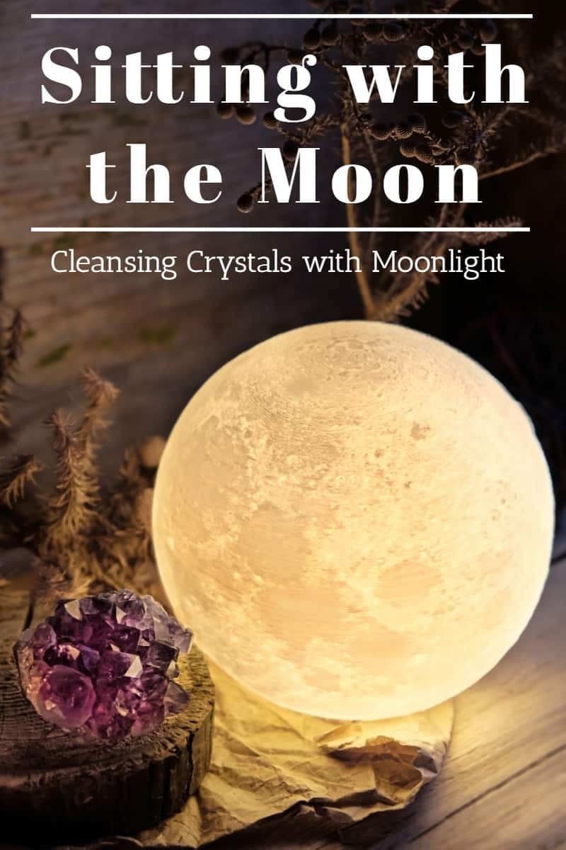 how to cleanse crystals share