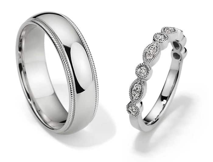 ring finger meaning wedding bands