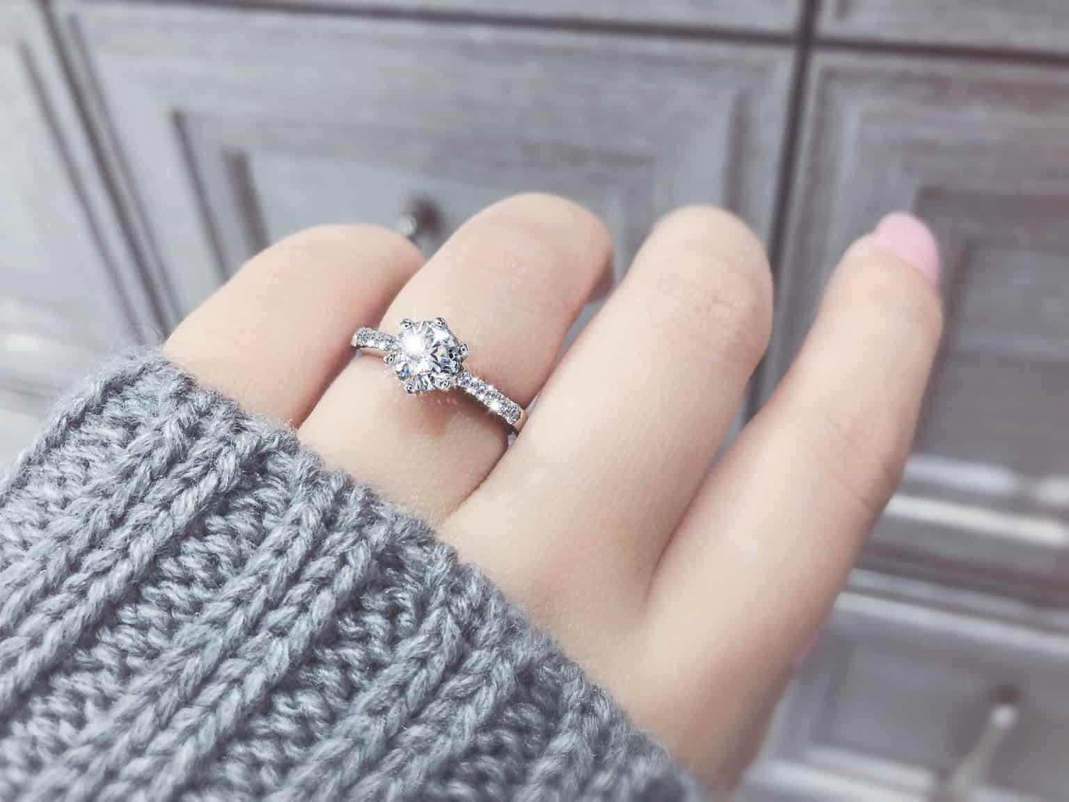 The Meaning of the Ring Finger - Wifes Choice