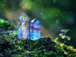 Aura Quartz healing properties