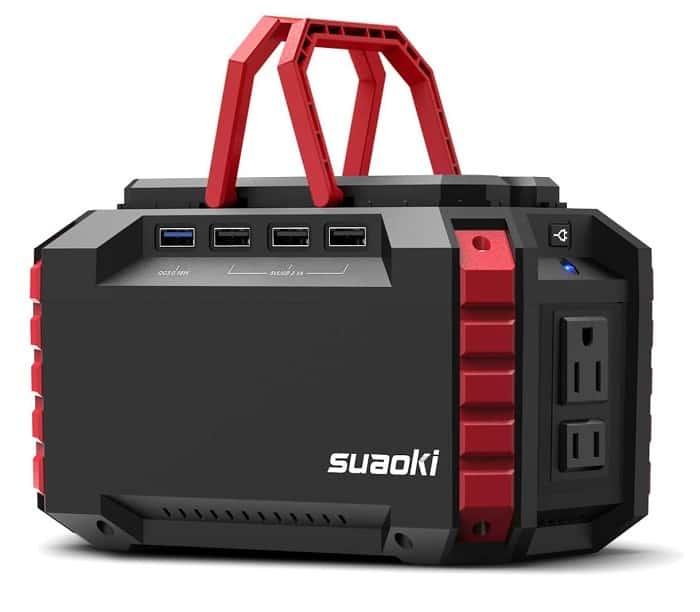Best Indoor Generators Suaoki S270