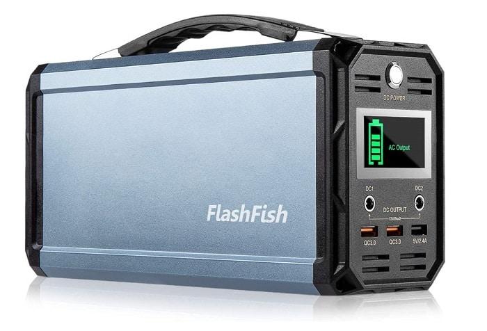 Best Indoor Generators fastfish G300