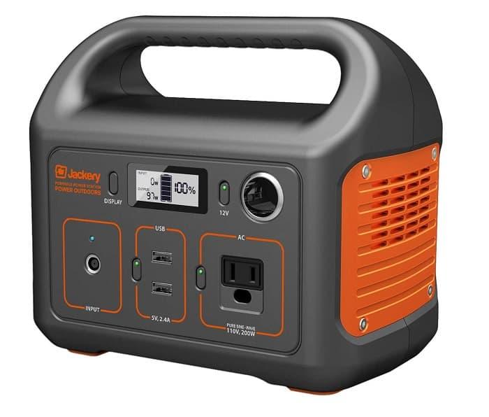 Best Indoor Generators jackery 240
