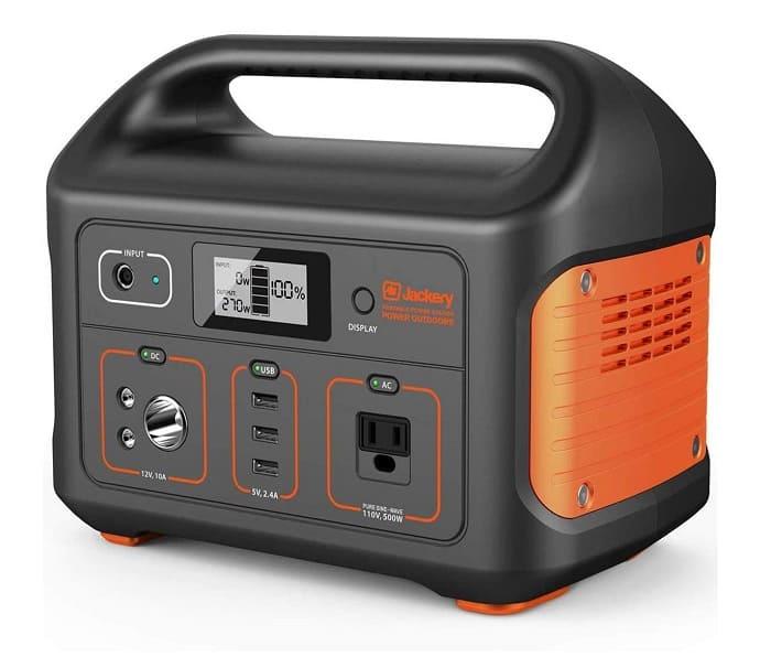 Best Indoor Generators jackery 500
