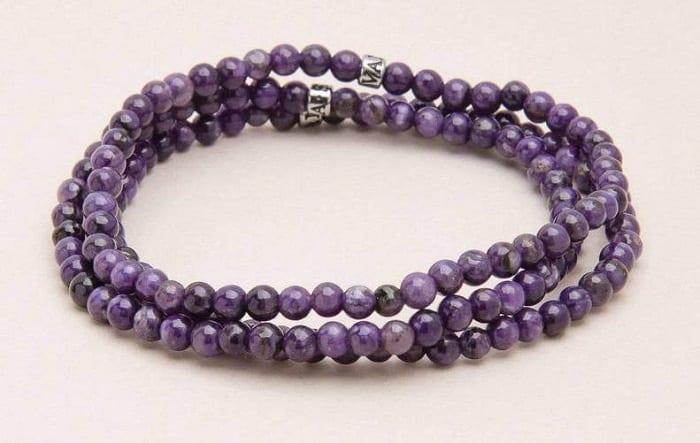 Charoite Meaning bracelet