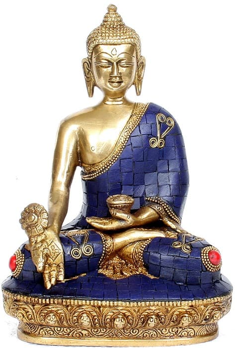 Lapis Lazuli meaning buddha