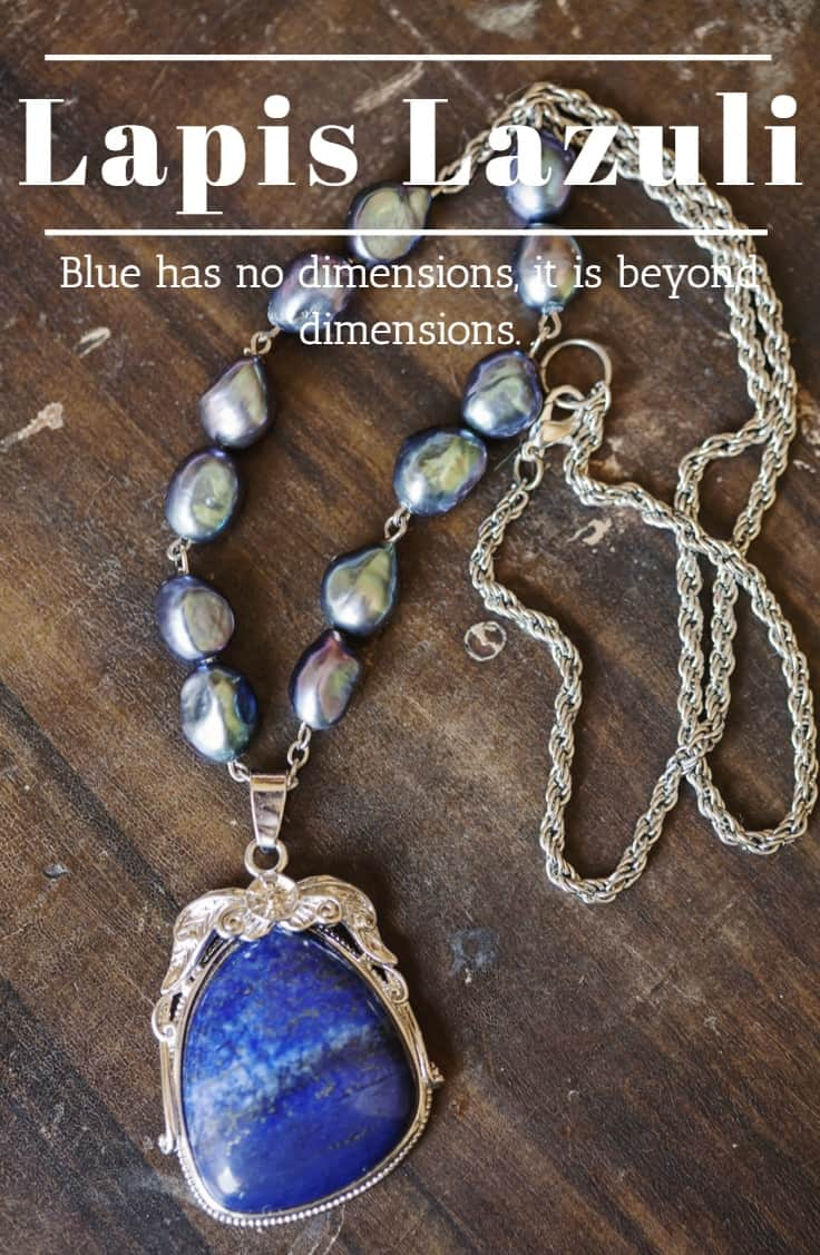 Lapis Lazuli meaning share
