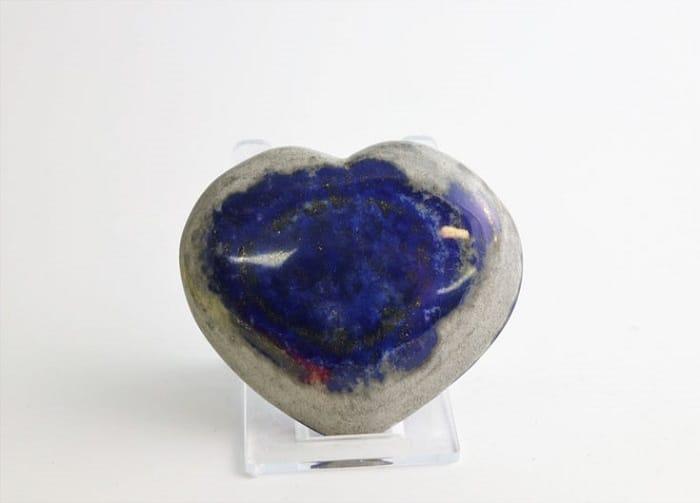 Lapis lazuli meaning heart shape cutting