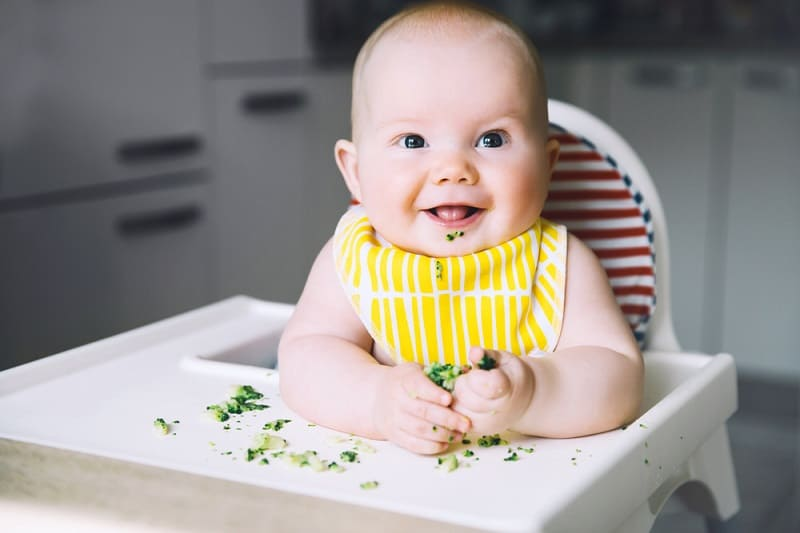 Finger Foods for Babies Aged 6 to 12 months benefits