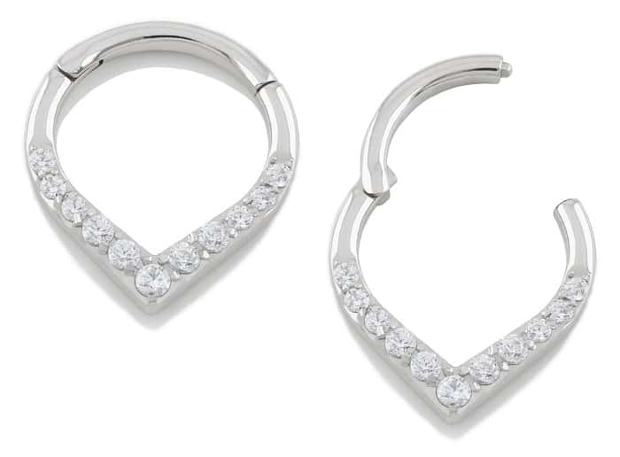 septum piercing jewelry